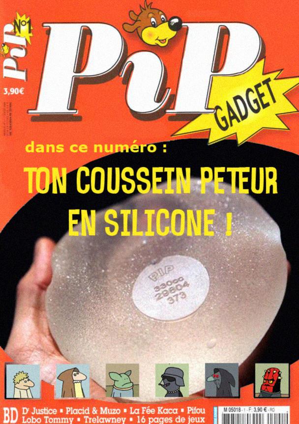 Pip Gadget
