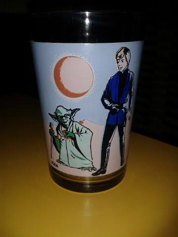 verre yoda