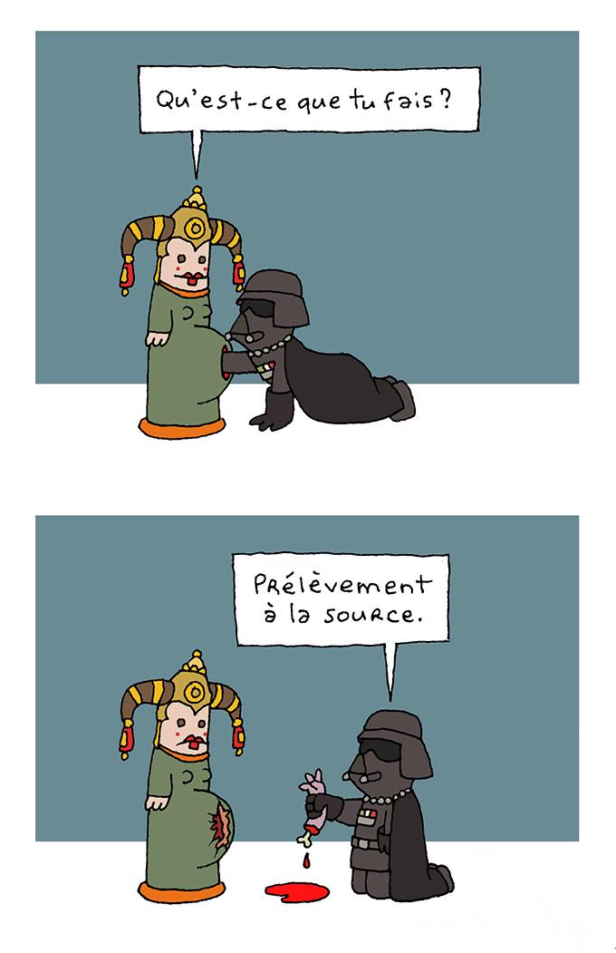 Prélèvementres