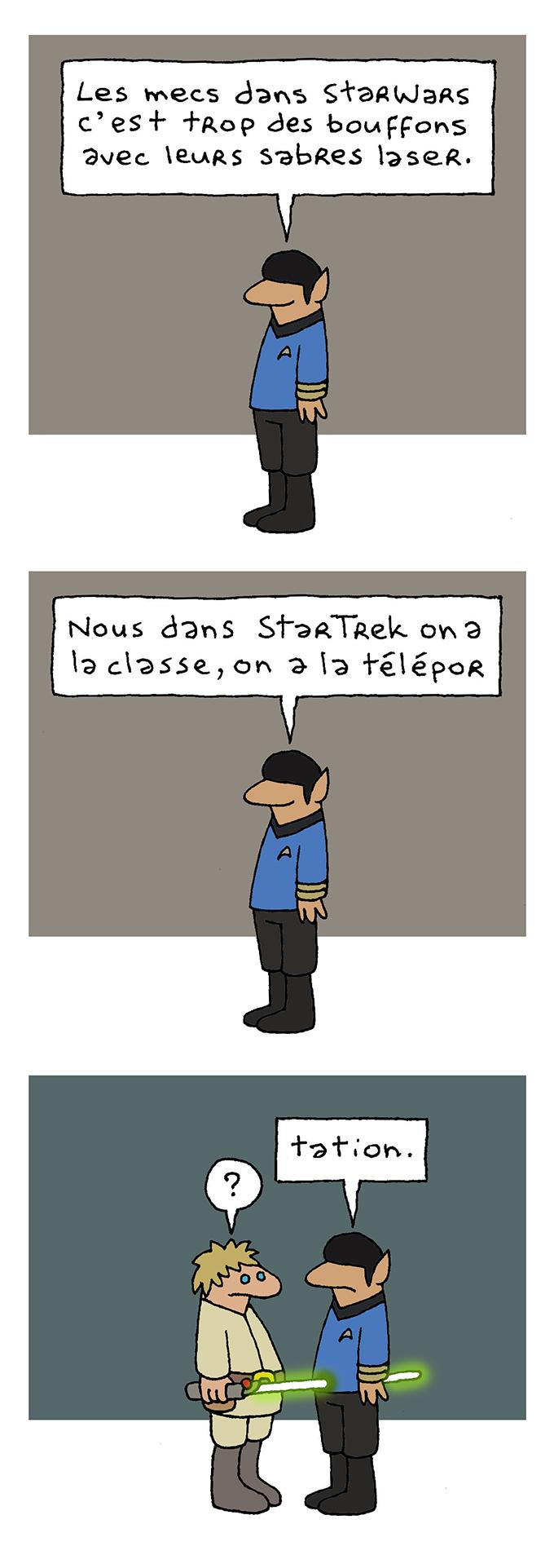 Teleportationres